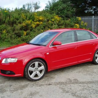 red A4