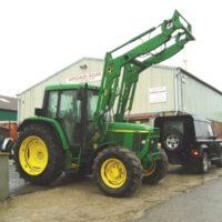 JD6310 & loader 1